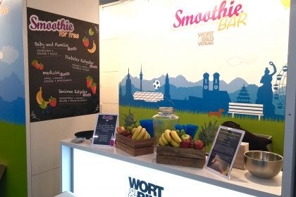 smoothiebar messe