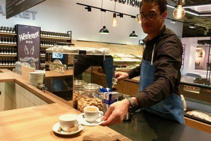 Barista Cappuccino Euroshop Düsseldorf