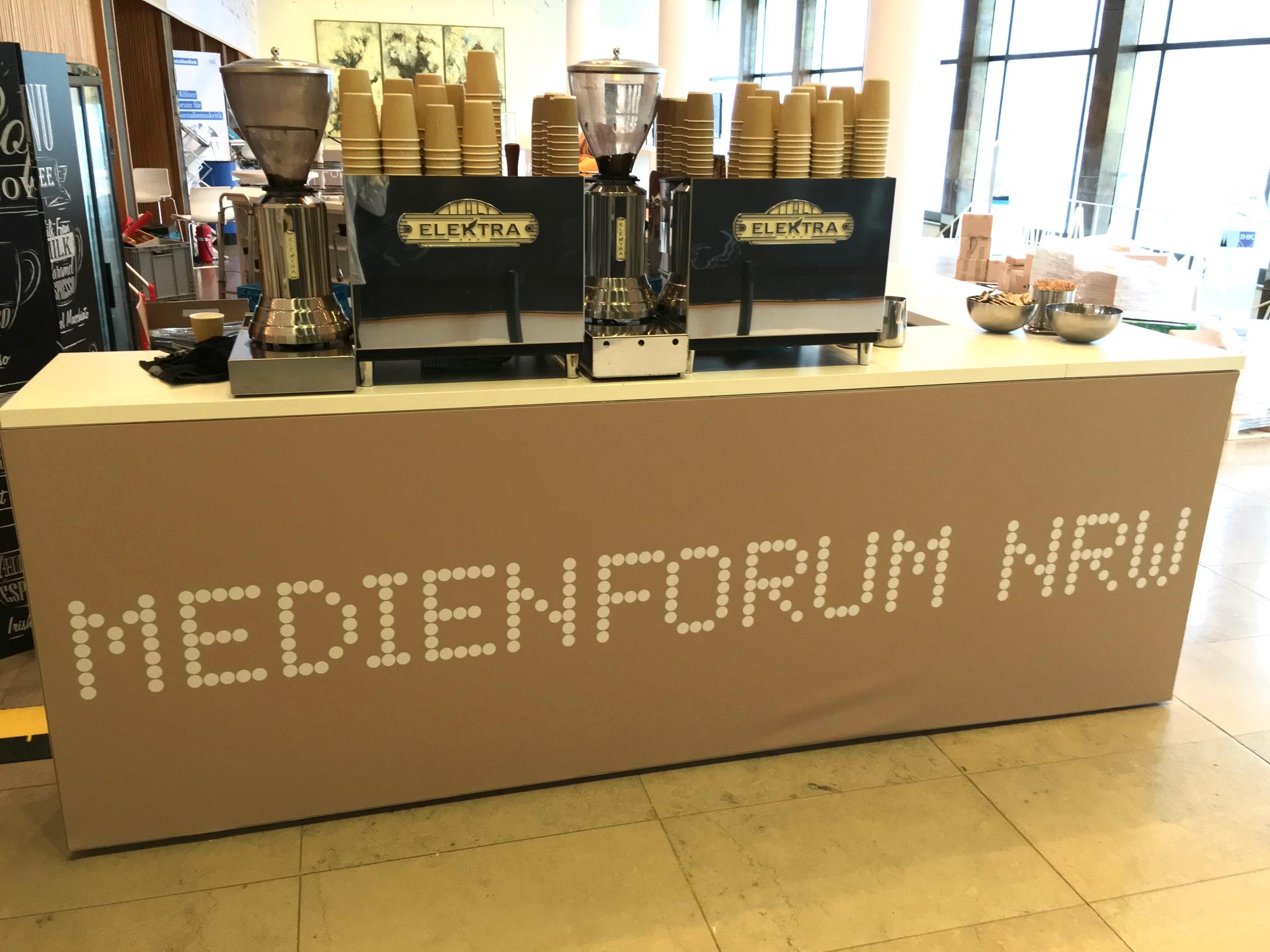 Kaffeebar Event