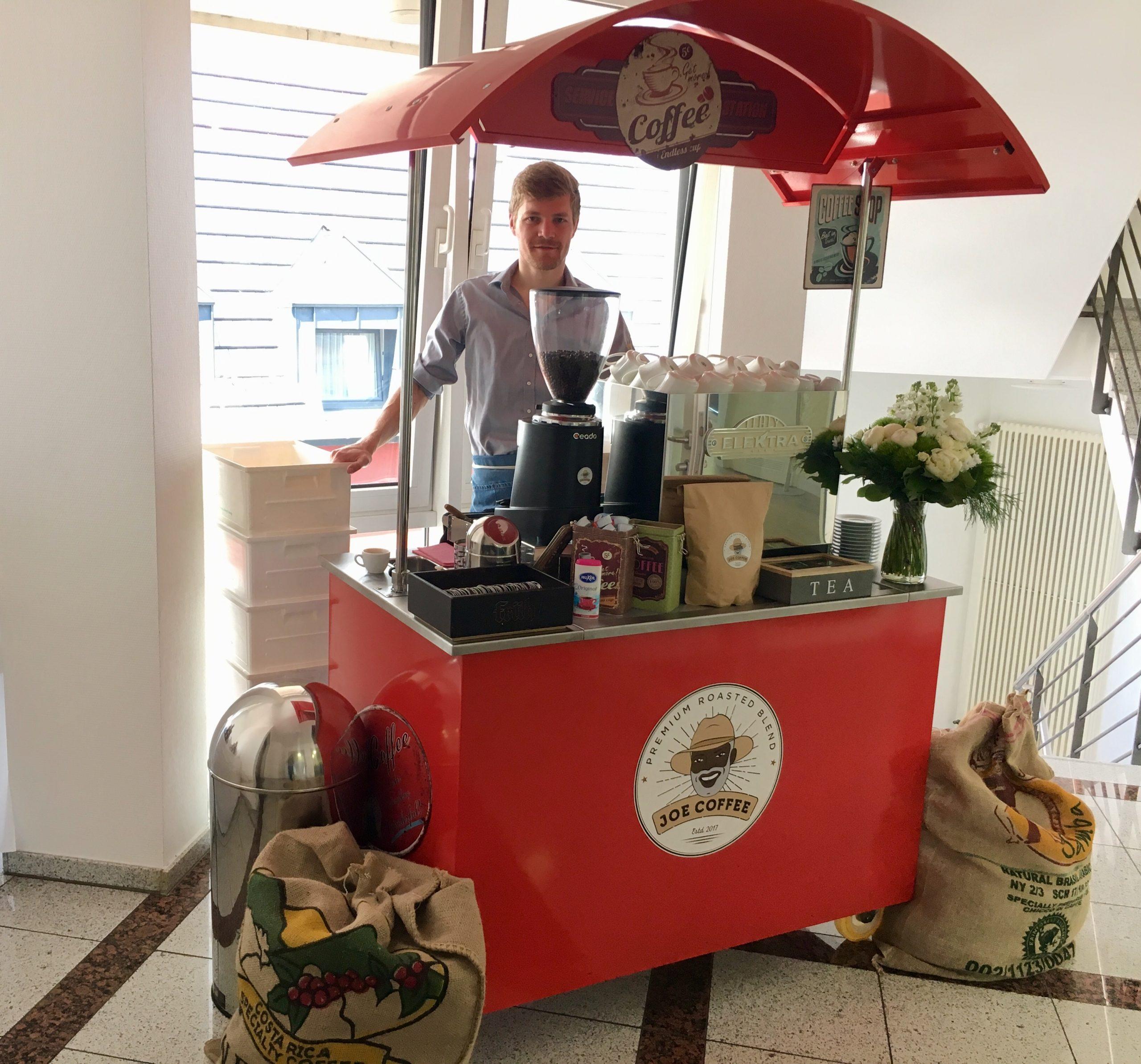 mobile Kaffeebar Event